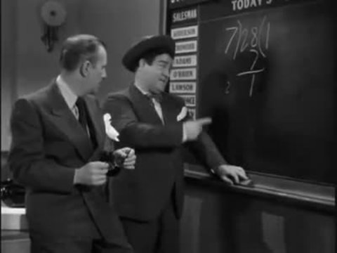 Image result for abbott and costello 7X13 ='is 28