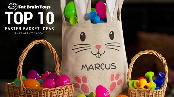 10 Early Easter Favorites (That Aren't Candy!)