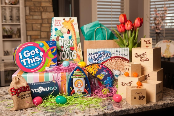 7 Easter Basket Games that Encourage Quality Time