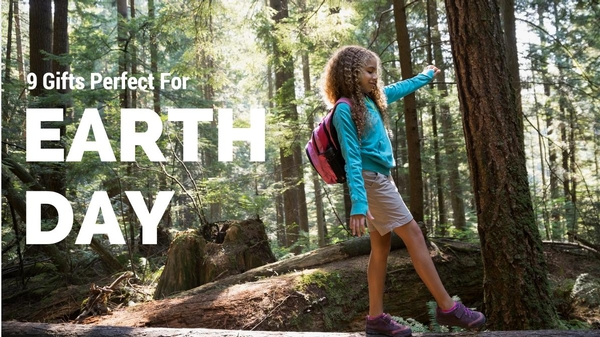 Give the Gift of Earth Friendly Play