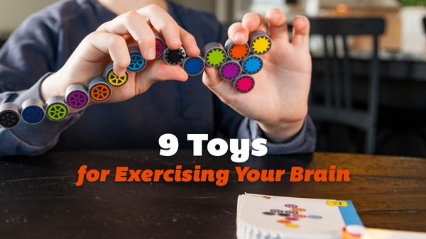 9 Toys for Exercising Your Brain