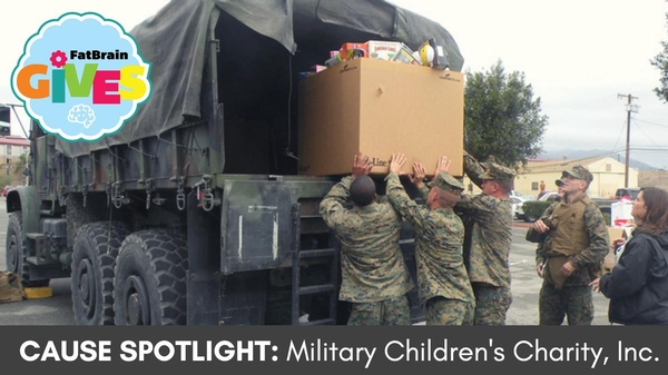 Get to Know the Military Children's Charity