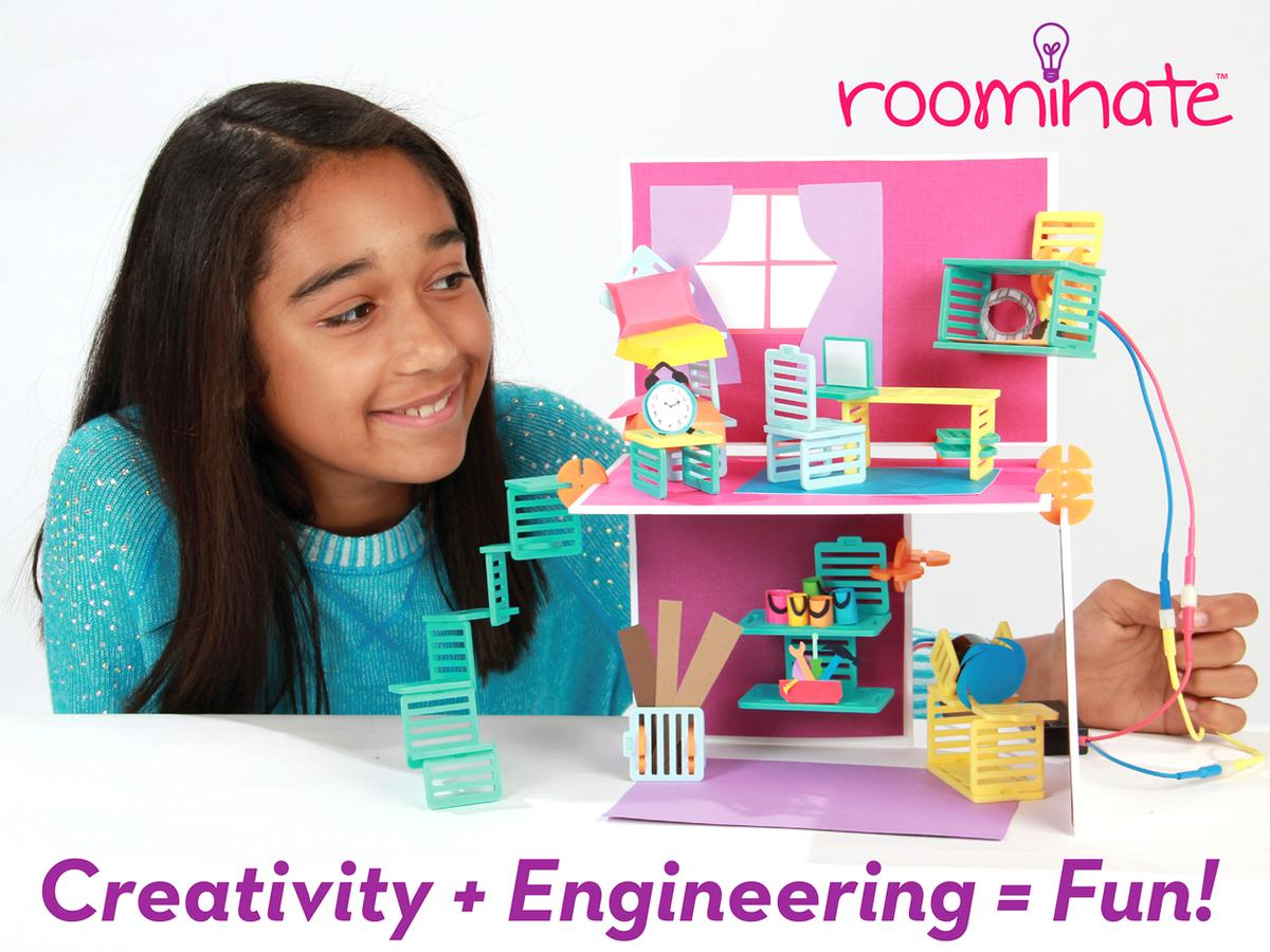 Spark A Love Of Science And Engineering Through Creative Play
