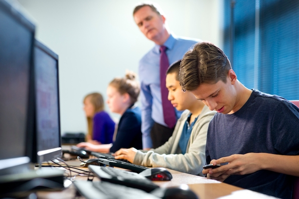 Tech in the Classroom: Can Those Devices Be Tamed?