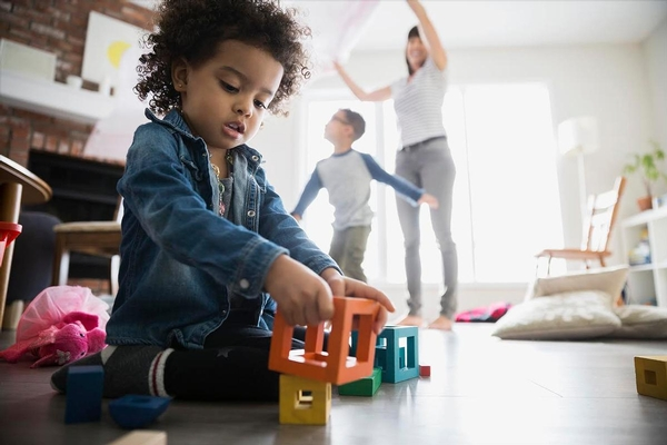 Incorporating Sensory Toys Into Everyday Play