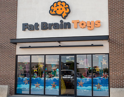 Fat Brain Toys Retail Store Locations