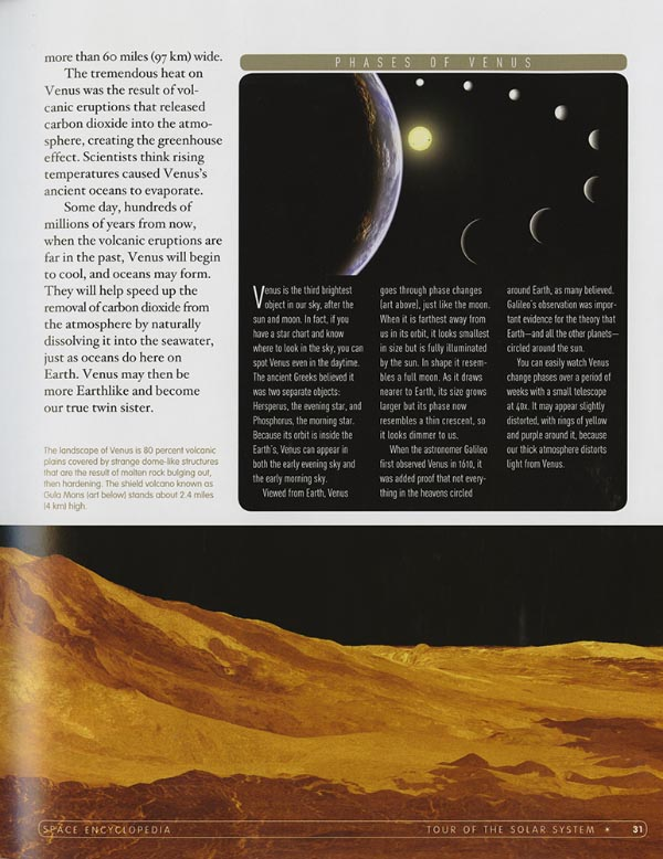 National Geographic Kids Space Encyclopedia
