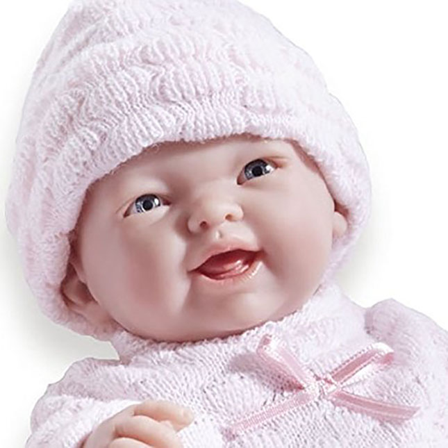 Berenguer Boutique Mini La Newborn 9 5 In Baby Doll