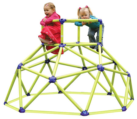 Toy Monster Monkey Bars Tower - Active Play for Babies - Fat Brain Toys