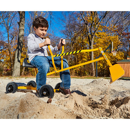 The Big Dig & Roll - Imaginative Play for Ages 3 to 5 - Fat Brain Toys