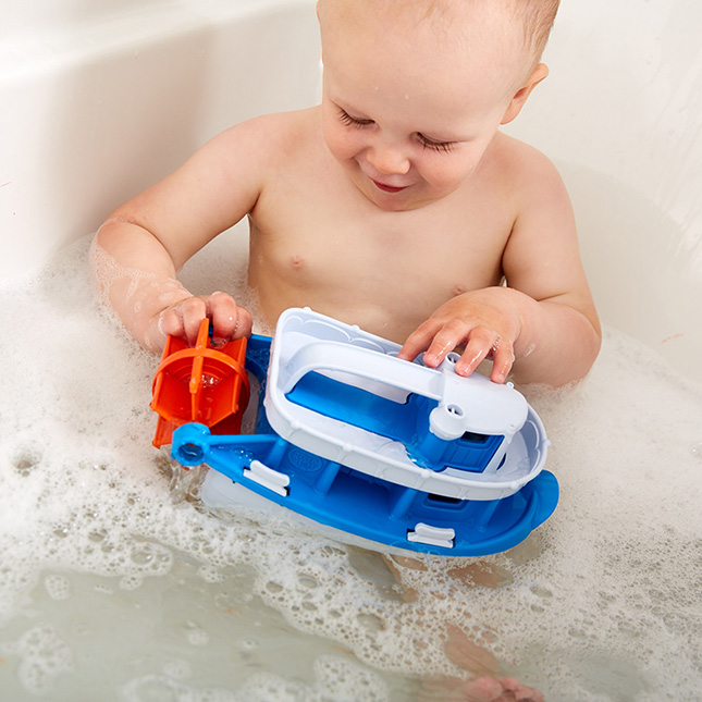 Paddle Boat - Baby Toys & Gifts for Ages 1 to 2 - Fat Brain Toys