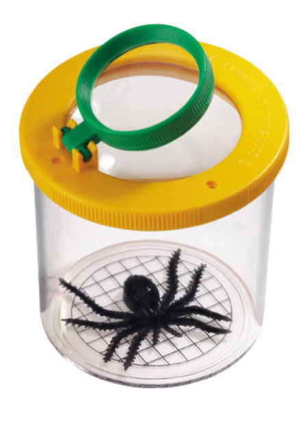 World's Best Bug Jar - Outdoor Toys for Ages 4 to 8 - Fat Brain Toys
