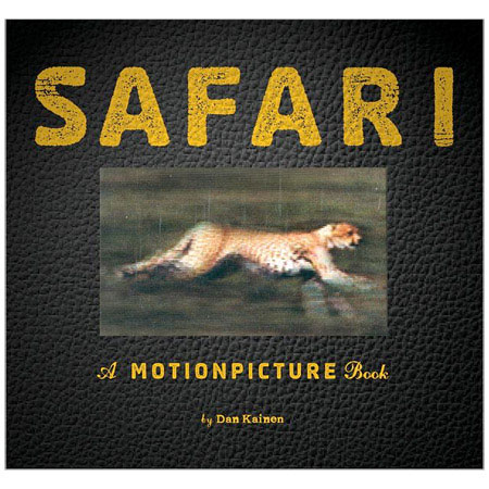 Safari A Photicular Book - Books For Ages 1 To 7 - Fat Brain Toys